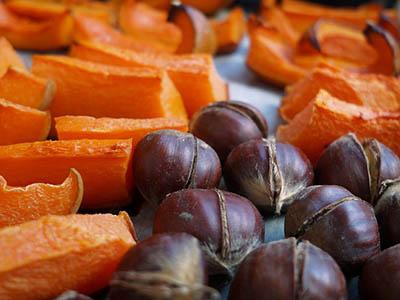 Especial moniato i castanya - Mercè Homar, alimentació conscient i saludable