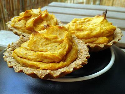 Redeptes amb moniato - Mercè Homar, alimentació conscient i saludable