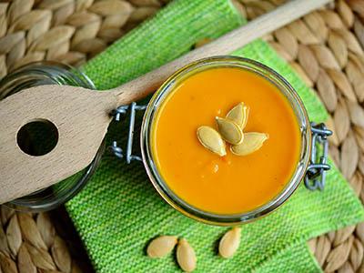 sopa de carbassa - Mercè Homar, cuina conscient i saludable